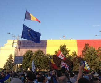 Mihai Sora ne cheama in strada: Europa suntem noi. Oficialii aflati la guvernare sunt doar accidente ale Romaniei recente