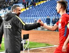 Mihai Stoica, uimit de un jucator de la FCSB: O sa fie precum Cristiano Ronaldo
