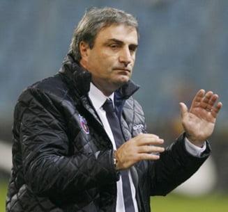 Mihai Stoichita a anuntat ca va renunta la functia de antrenor