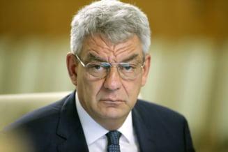 Mihai Tudose: N-am taiat porci la SRI. Sunt premierul Romaniei si al PSD, nu al serviciilor