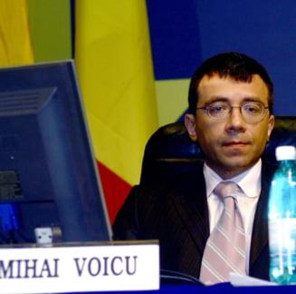 Mihai Voicu: Nu cred ca vom merge la discursul lui Basescu in Parlament