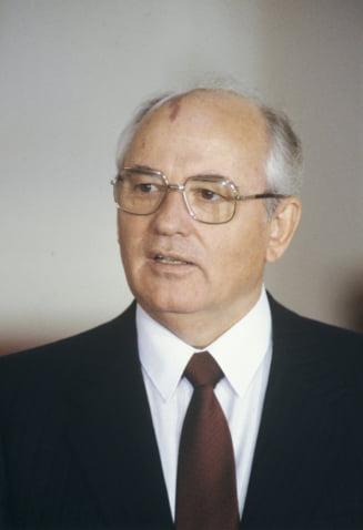 Mihail Gorbaciov: Lumea pare ca se pregateste de razboi