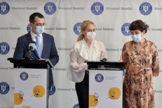 Mihaila, despre numirea lui Voiculescu consilier la Ministerul Sanatatii: Daca Vlad va hotari sa vina sa ajute, nu am nimic impotriva