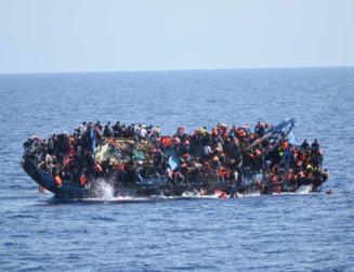 "Mii de migranti salvati in Mediterana inainte de Paste: ""E un miracol ca am reusit sa salvam pe toata lumea"""