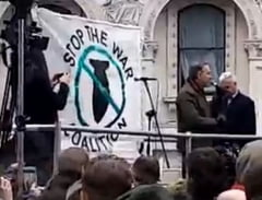 Mii de oameni au protestat la Londra si Madrid: Nu vor ca tarile lor sa se implice in luptele din Siria
