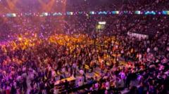 Mii de oameni la o discoteca din Sala Polivalenta, fara masca. Nu s-a dat nicio sanctiune - VIDEO si FOTO