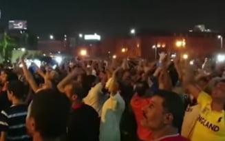Mii de persoane au fost arestate in Egipt pentru ca au protestat impotriva presedintelui El-Sisi, inclusiv minori