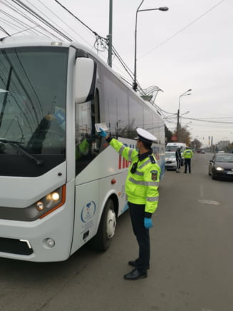 Mii de persoane si autovehicule din Constanta, verificate in ultimele 24 de ore. Amenzi de peste 51.000 de lei
