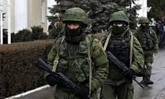 Mii de soldati rusi se afla la granita dintre Ucraina si R. Moldova