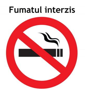 Mii de studenti protesteaza in Bucuresti, pentru ca nu mai pot fuma in campusuri