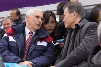 Mike Pence si Mike Pompeo se duc la Erdogan acasa, sa vorbeasca de ofensiva din Siria