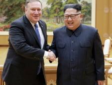 Mike Pompeo si Kim Jong Un, confirmarea esecului in ce priveste denuclearizarea Peninsulei Coreea