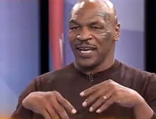 Mike Tyson: In Parlamentul Romaniei a fost aproape ca o petrecere. Pe cine prefera in lupta din SUA