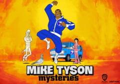 Mike Tyson joaca in desene animate pentru adulti (Video)