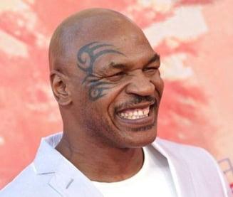 Mike Tyson merge, miercuri, in Senatul Romaniei