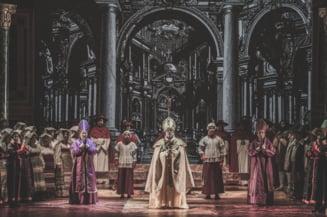 Mikheil Sheshaberidze, invitat in Tosca, cea mai puternica opera a lui Puccini, pe scena Operei Nationale Bucuresti
