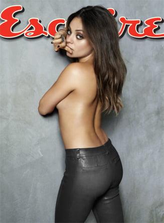 Mila Kunis, cea mai sexy femeie in viata (Video)