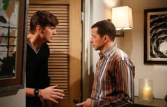 "Mila Kunis resusciteaza ""Doi barbati si jumatate"": Va fi iubita lui Kutcher si in film"