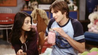 Mila Kunis se casatoreste cu Ashton Kutcher in primavara?