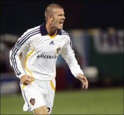 Milan si Beckham la masa negocierilor