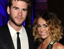 Miley Cyrus rupe tacerea: Nu sunt logodita!