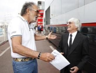 Miliardarul Bernie Ecclestone face o dezvaluire de senzatie despre Tiriac