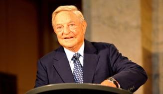 Miliardarul George Soros plateste o campanie anti-Brexit