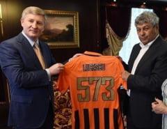 Miliardarul Rinat Ahmetov i-a trimis o scrisoare lui Mircea Lucescu