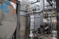 Milioane de euro arse in centralele termice