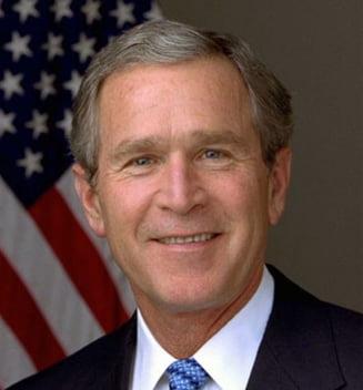Milionarii americani dau vina pe Bush pentru criza economica
