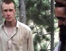 Militar american, eliberat din captivitatea talibanilor, dupa 5 ani