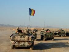 Militar roman, ranit in Afganistan