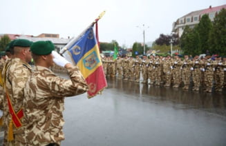 Militar roman ranit in Afganistan intr-un atac terorist