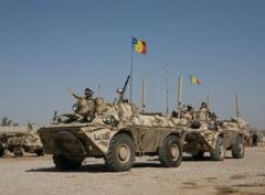 Militari romani raniti in Afganistan intr-un atentat cu masina capcana - care este starea lor