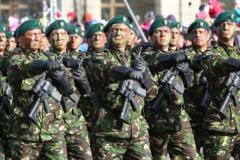 Militarii ar putea sa iasa mai tarziu la pensie - proiect initiat de PSD si ALDE