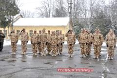 Militarii din Afganistan au fost repatriati, evidentiati si felicitati la Barlad! | FOTO | VIDEO