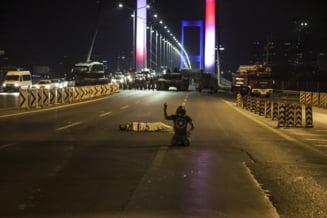 Militarii implicati in violentele de la Istanbul, din ziua puciului, au primit inchisoare pe viata