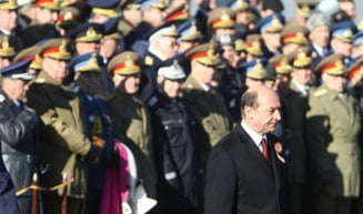 Militarii in rezerva, despre declaratiile lui Basescu: Cum poate sa vorbeasca in halul asta?