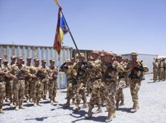 Militarii romani, victime in teatrul de operatiuni din Afganistan