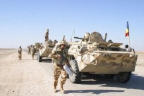 Militarul roman mort in Afganistan va fi repatriat luni