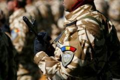 Militarul roman ranit duminica in Afganistan se simte bine