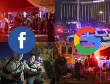 Minciunile promovate de Facebook si Google in ziua de cosmar a Americii