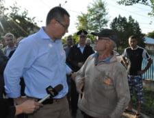 Minerii blocati in subteran au fost convinsi de Ponta sa renunte la protest (Video)