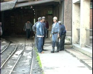 Minerii din Valea Jiului respecta contractele de productie