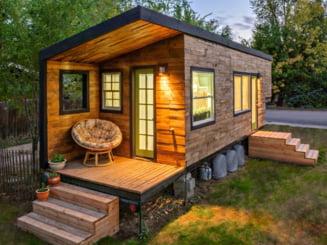 Mini-casele, locuintele viitorului: Ecologice, practice si impresionante (Galerie foto)
