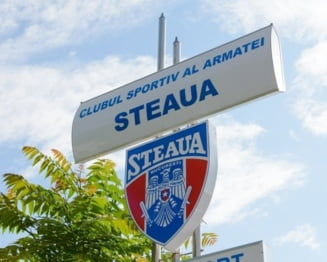 Ministerul Apararii anunta ce va face cu banii pe care ii cere de la Becali pentru marca Steaua