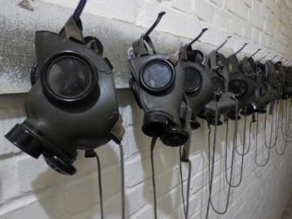 Ministerul Apararii vrea sa achizitioneze masti de gaze si echipamente de protectie in valoare de peste 20 milioane euro