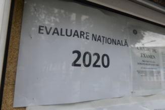 Ministerul Educatiei: Peste doua treimi din candidatii la Evaluarea Nationala au avut medii cel putin egale cu 5
