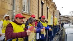 Ministerul Educatiei le raspunde profesorilor care au iesit azi in strada