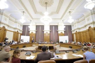 Ministerul Justitiei propune ca toate probele obtinute in baza protocoalelor sa fie nule - Comisia Juridica a amanat dezbaterea OUG 6